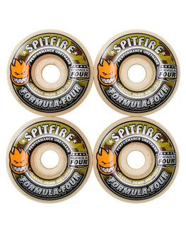 WHITE SKATE HARDWARE SPITFIRE  - CCLASS56WHT