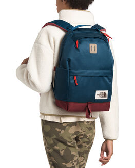 BLUE WING TEAL MENS ACCESSORIES THE NORTH FACE BAGS + BACKPACKS - NF0A3KY5PJ8
