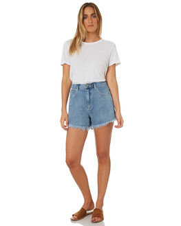 GET FRESH WOMENS CLOTHING A.BRAND SHORTS - 71334-4186