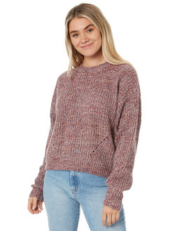 BLUE ASHES WOMENS CLOTHING RUSTY KNITS + CARDIGANS - CKL0387BHH