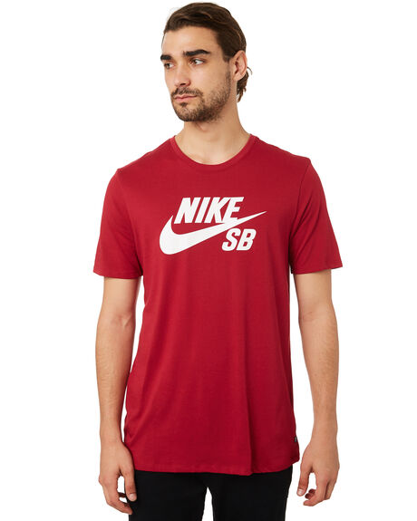 RED CRUSH MENS CLOTHING NIKE TEES - 821946618