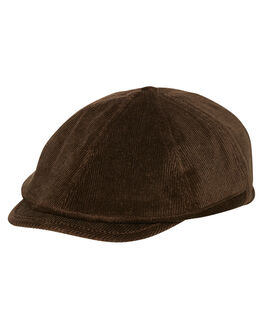 BROWN MENS ACCESSORIES FALLENBROKENSTREET HEADWEAR - W19-14-02BRW