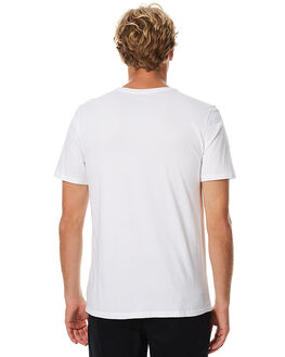 WHITE MENS CLOTHING HURLEY TEES - AMTSSTHP10A