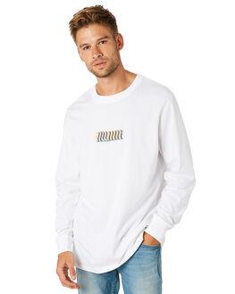 WHITE MENS CLOTHING BILLABONG TEES - 9595173WHT