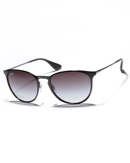 BLACK GRAY GRADIENT MENS ACCESSORIES RAY-BAN SUNGLASSES - 0RB3539540028G
