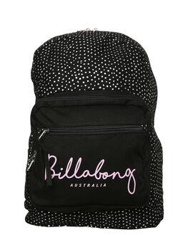 BLACK SANDS KIDS GIRLS BILLABONG BAGS - 5672001BSD