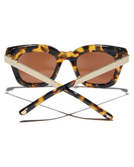 DARK TORTOISE WOMENS ACCESSORIES PARED EYEWEAR SUNGLASSES - PE1403TGDTOR