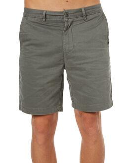 WOODLAND GREEN MENS CLOTHING GLOBE SHORTS - GB01216001WOGRN