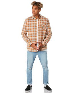 MUSTARD MENS CLOTHING INSIGHT SHIRTS - 1000082597MUSTD