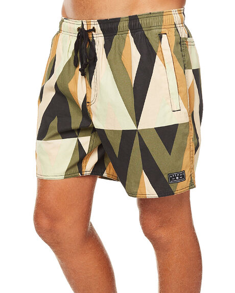 AYES MENS CLOTHING AFENDS BOARDSHORTS - 09-04-117AYE