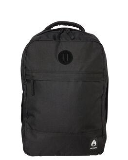 ALL BLACK MENS ACCESSORIES NIXON BAGS + BACKPACKS - C2822001