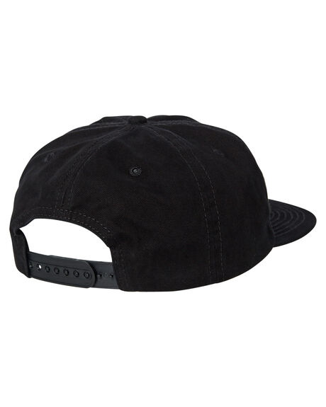 BLACK MENS ACCESSORIES TOWN AND COUNTRY HEADWEAR - THW110BLK