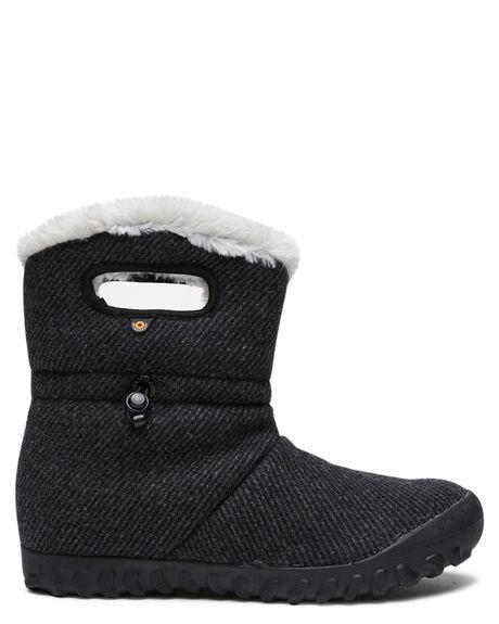 BLACK WOMENS FOOTWEAR BOGS FOOTWEAR BOOTS - 972106001