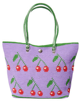 VIOLET WOMENS ACCESSORIES SKIPPING GIRL BAGS - CHERRYCRRYVLT