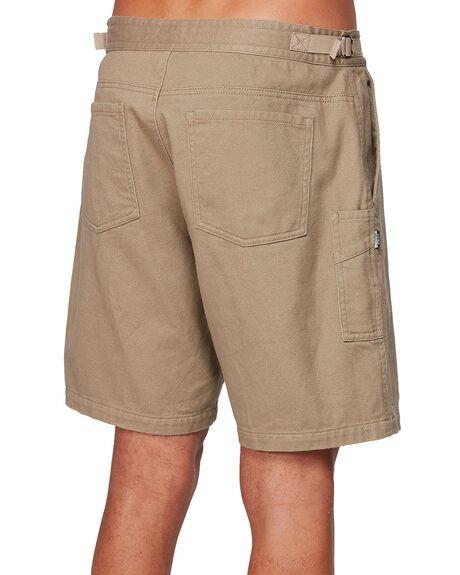 KHAKI MENS CLOTHING BILLABONG SHORTS - BB-9507720M-KHA