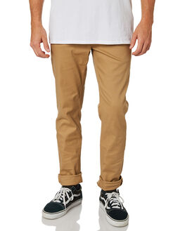 OLD GOLD MENS CLOTHING SANTA CRUZ PANTS - SC-MPC6269ODGLD