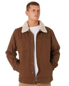 BOMBAY BROWN MENS CLOTHING O'NEILL JACKETS - 52119017084