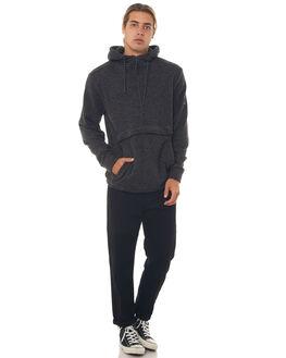 BLACK HEATHER MENS CLOTHING BILLABONG JUMPERS - 9586603BHTR