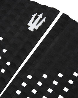 BLACK BOARDSPORTS SURF FK SURF TAILPADS - 1216BLACK