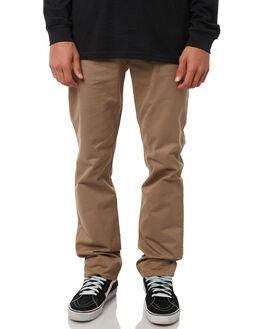 BEIGE MENS CLOTHING VOLCOM PANTS - A1111703BGE