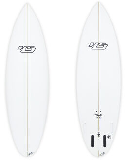 WHITE BOARDSPORTS SURF HAYDENSHAPES SURFBOARDS - HSLOVEBUZZRDWHITEB