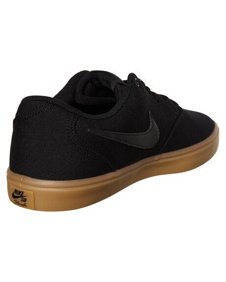 BLACK GUM MENS FOOTWEAR NIKE SNEAKERS - 843896-009