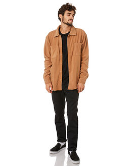 TAN MENS CLOTHING DEPACTUS SHIRTS - D5203161TAN
