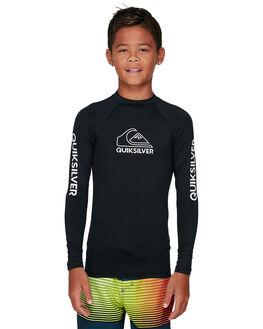 BLACK BOARDSPORTS SURF QUIKSILVER BOYS - EQBWR03138-KVJ0