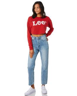 IDOL BLEACH WOMENS CLOTHING LEE JEANS - L-656601-KF1