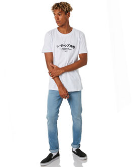MELLON COLLIE MENS CLOTHING LEE JEANS - L-606620-NI7MCOL