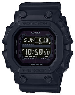 BLACK MENS ACCESSORIES G SHOCK WATCHES - GX56BB-1DBLK