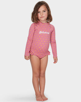 MAUVELOUS KIDS GIRLS BILLABONG SWIMWEAR - 5795004MAV