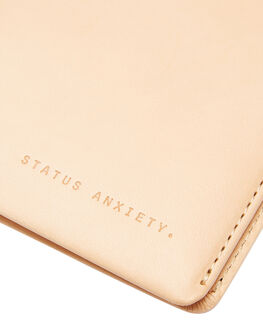 TAN WOMENS ACCESSORIES STATUS ANXIETY PURSES + WALLETS - SA2252TAN