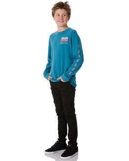NOISE AQUA KIDS BOYS HURLEY TEES - ABAA5322407