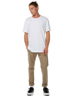 KHAKI MENS CLOTHING DR DENIM PANTS - 0630105-699
