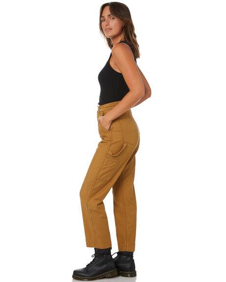 PALM BRONZE WOMENS CLOTHING THRILLS PANTS - WTA21-456CPLMB