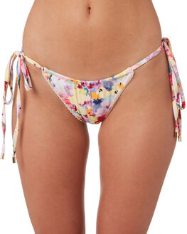 TUTTI FRUTTI WOMENS SWIMWEAR PEONY SWIMWEAR BIKINI BOTTOMS - SP19-108-TUT