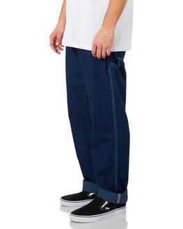 RINSED BLUE MENS CLOTHING DICKIES JEANS - 1994RNB