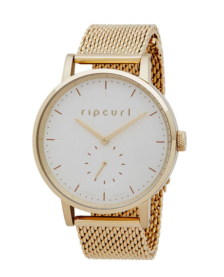 GOLD WOMENS ACCESSORIES RIP CURL WATCHES - A2885G0146