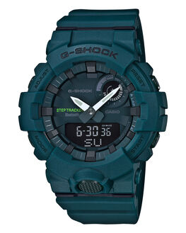 DARK TEAL MENS ACCESSORIES G SHOCK WATCHES - GBA800-3ADRKT