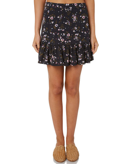 BLACK OUTLET WOMENS THE HIDDEN WAY SKIRTS - H8188472BLACK