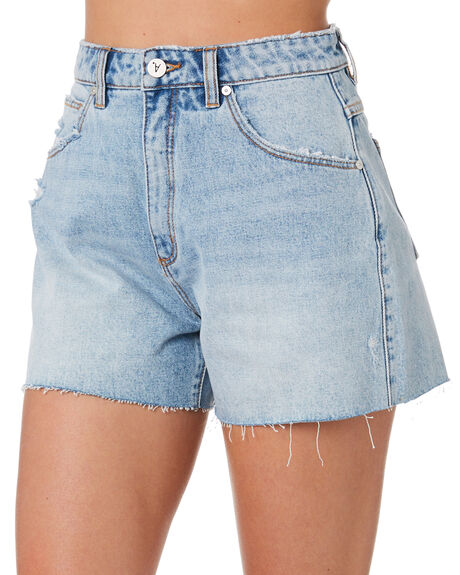 AQUA AURA WOMENS CLOTHING ABRAND SHORTS - 71809-3594