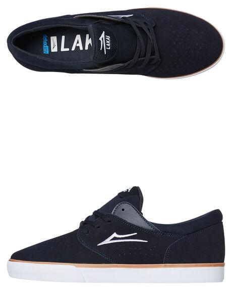 NAVY MENS FOOTWEAR LAKAI SNEAKERS - MS4190244A00NAVY