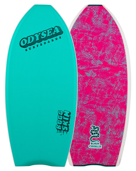TURQUOISE BOARDSPORTS SURF CATCH SURF BODYBOARDS - ODY45SK-BCTQ20