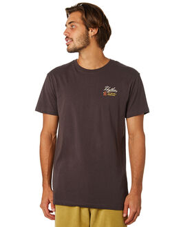 CHARCOAL MENS CLOTHING RHYTHM TEES - APR19M-PT04-CHA