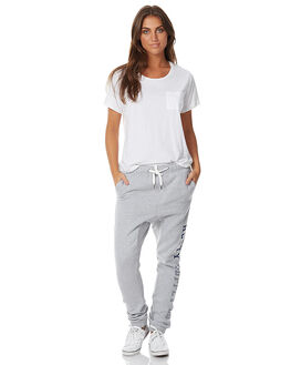 GREY MARLE WOMENS CLOTHING RUSTY PANTS - PAL0972GMA