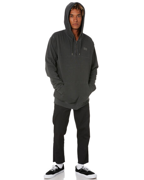 WASHED BLACK MENS CLOTHING SWELL JUMPERS - S5203449WSHBK