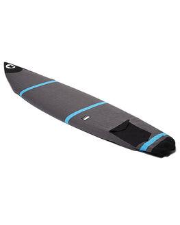 GREY BLUE SURF HARDWARE MODOM BOARDCOVERS - MOBSGRYB