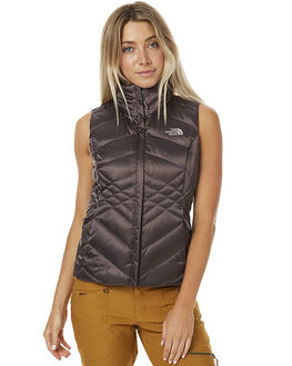 RABBIT GREY WOMENS CLOTHING THE NORTH FACE JACKETS - NF0A2TDSHCW