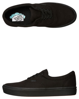 BLACK BLACK MENS FOOTWEAR VANS SNEAKERS - SSVNA3WM9VNDM